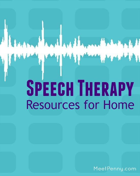 Speech Resources for Parents