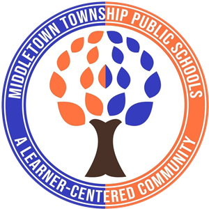 This is the Middletown Township Public Schools seal.