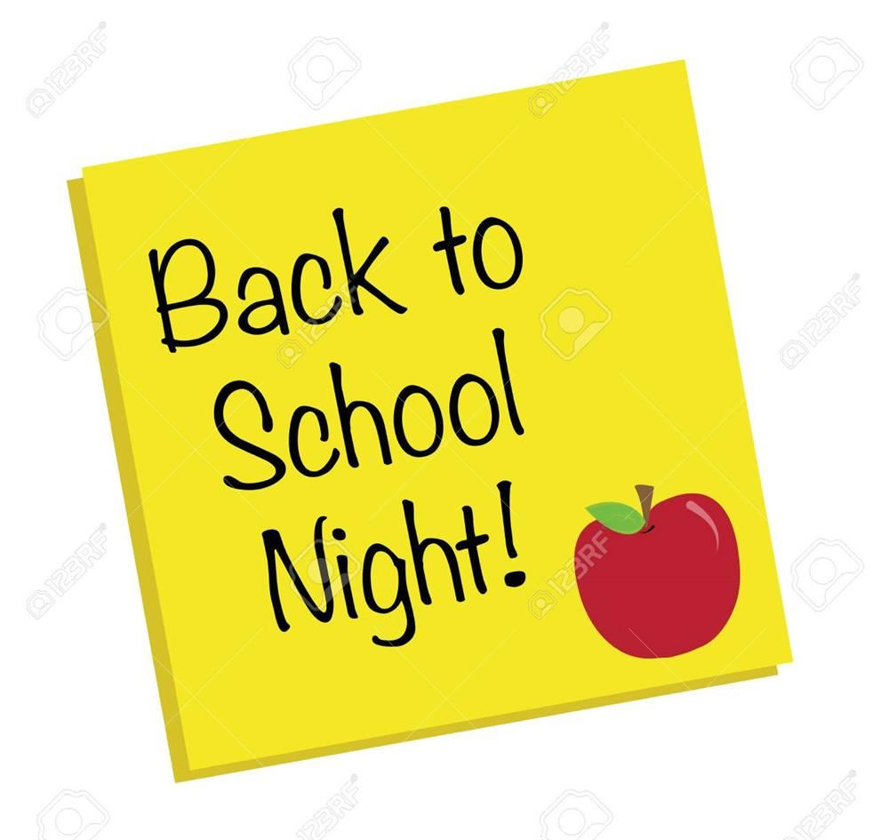 Back to School Night Videos & Teacher Webpages