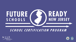 New Jersey Future Ready Schools Certification logo