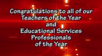 Teachers of the Year Video