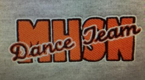 MHSN Dance Team Logo
