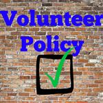 Volunteer Policy