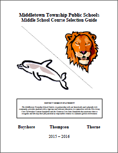 MS Course Selection Guide