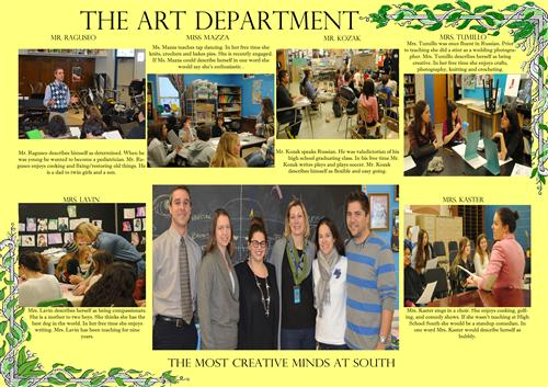 Art and Music Department