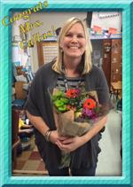 Kim Callas Teacher of the Year